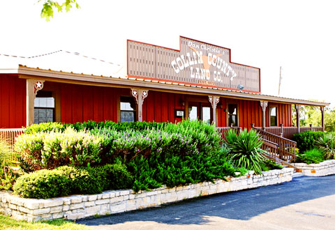 Collin County Land Company Offices, Prosper, Texas